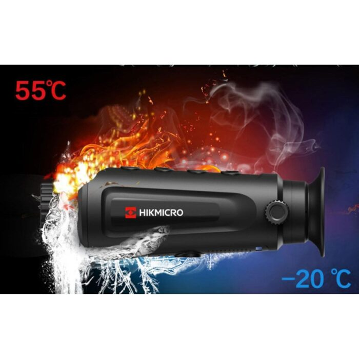 Термална камера HIKMICRO Lynx Pro LH15, 12 Micron, 384×288, 15mm, 50Hz